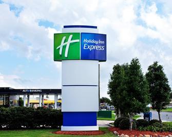 Holiday Inn Express Harvey-Marrero - Harvey - Gebouw
