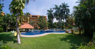 Puerta Del Mar Hotel - Zihuatanejo - Svømmebasseng