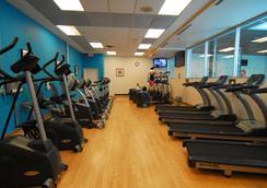 Hotel Grand Pacific - Victoria - Gym