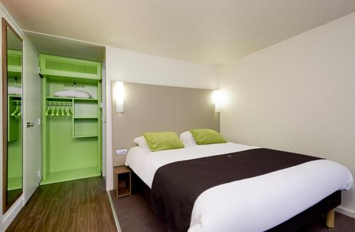 Campanile Chalon Sur Saone - Chalon-sur-Saône - Bedroom