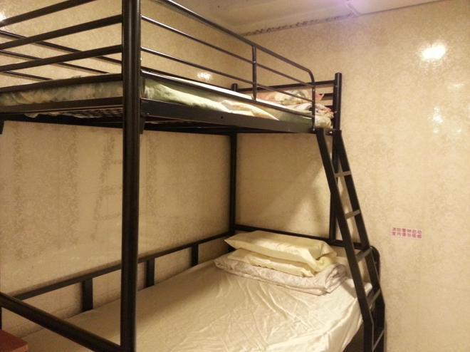 Apple Inn Mong Kok - Hostel - Hong Kong - Bedroom