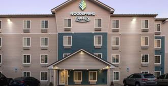 Woodspring Suites Pensacola Northwest - Ensley - Building