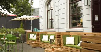 Suite Hotel Pincoffs Rotterdam - Rotterdam - Patio
