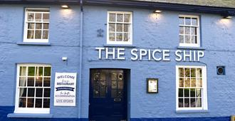 The Spice Ship - Weymouth - Building