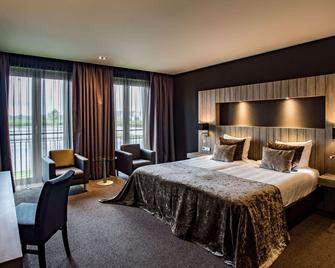 Van der Valk Hotel Middelburg - Middelburg - Schlafzimmer