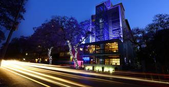 Morning Star Express Hotel - Pretoria - Edificio