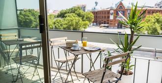 República Bed & Breakfast & Arts - Lisbon - Balcony