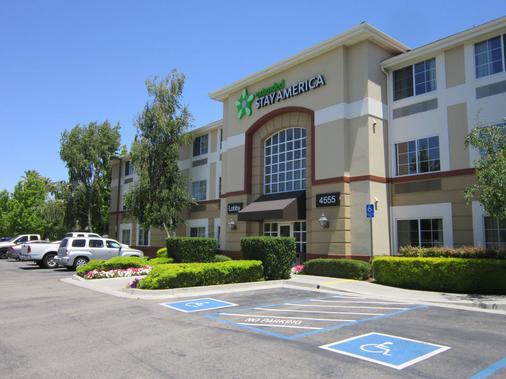 Extended Stay America - Pleasanton - Chabot Dr - Pleasanton - Rakennus