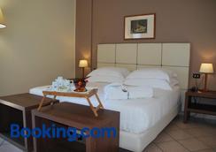 姆斯瑪芮艾爾伯格酒店 - 敘拉古 - 錫拉庫扎 - 臥室