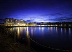 Apex City Quay Hotel & Spa - Dundee - Näkymät ulkona