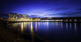Apex City Quay Hotel & Spa - Dundee - Outdoors view