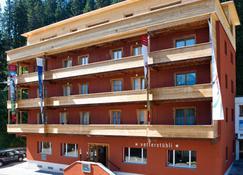 Arosa Vetter Hotel - Arosa - Κτίριο