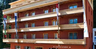 Arosa Vetter Hotel - Arosa - Gebouw