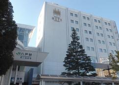 Jr-East Hotel Mets Hachinohe - Hachinohe - Building
