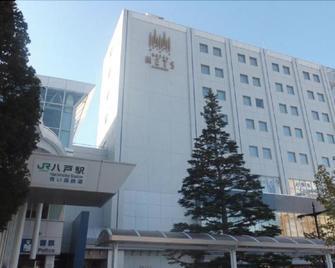 Jr-East Hotel Mets Hachinohe - Hachinohe - Rakennus