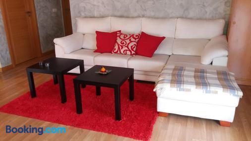Hotel Brezales - Hontoria del Pinar - Living room