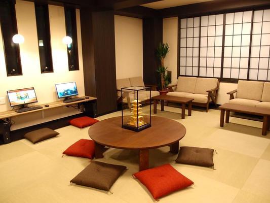 東京空間旅館 - 東京 - 臥室