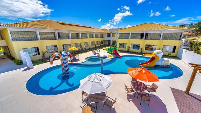 Transoceanico Praia Hotel - Porto Seguro - Pool