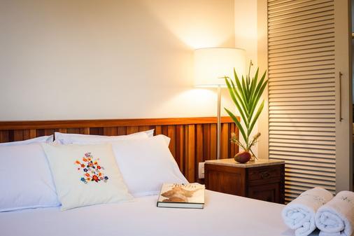 Pousada Casa da Vitória - Salvador - Bedroom