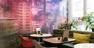 Savoy Hotel Rotterdam - רוטרדם - מסעדה