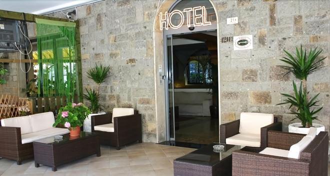 Hotel Rosa - Jesolo - Patio