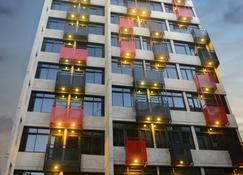 41 twelve - Бейрут - Будівля
