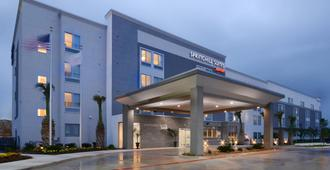 Springhill Suites By Marriott San Antonio Northwest At The Rim - San Antonio - Edificio