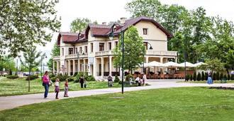 Hotel Hercegovina - Sarajevo - Building