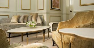Hotel Le Narcisse Blanc & Spa - Paris - Stue
