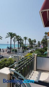 Flots D'Azur - Nice - Balcony