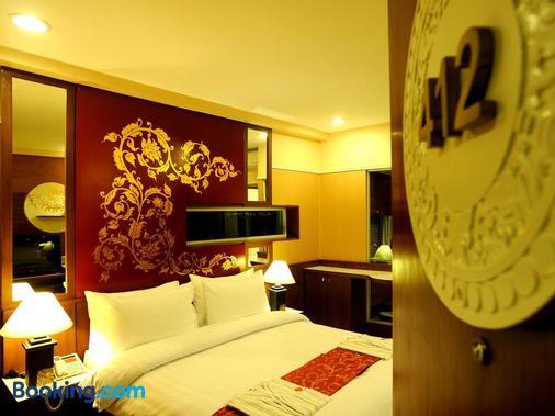 素萬那普機場瑪麗亞精品公寓酒店 - 曼谷 - 曼谷 - 臥室