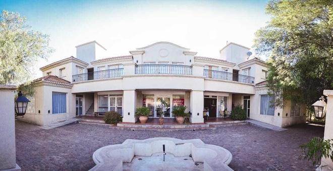 Apart Hotel La Candida - Villa de Merlo - Building