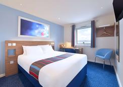 Travelodge London Excel Hotel - Lontoo - Makuuhuone