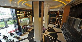Grand Soluxe Zhongyou Hotel - Shanghai - Lobby