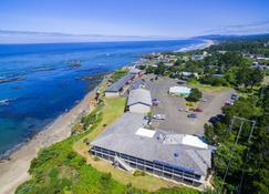 Clarion Inn Surfrider Resort - Depoe Bay - Plage