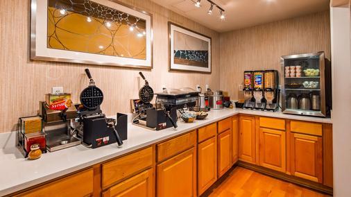Best Western Horizon Inn - Medford - Buffet