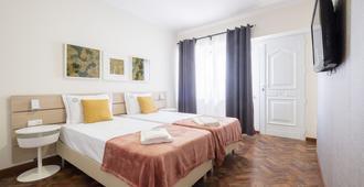 Passal Hostel - Ponta Delgada Azoren - Schlafzimmer