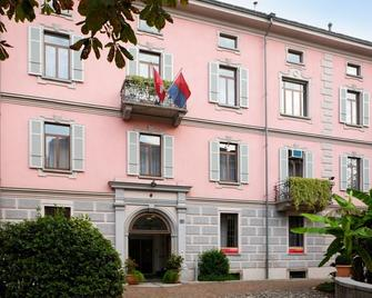 Hotel Zurigo Downtown - Lugano - Building