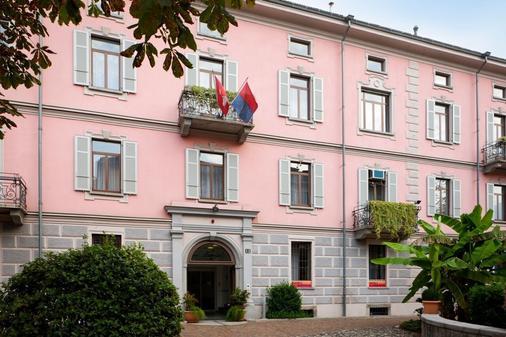 Hotel Zurigo Downtown - Lugano - Edificio