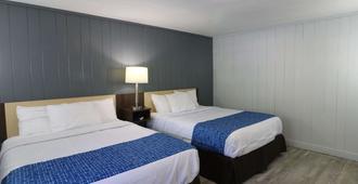 加特林堡市中心溫德姆旅遊旅館 - 蓋特林堡 - 臥室