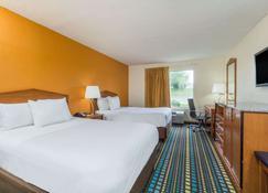 Days Inn by Wyndham Florence Cincinnati Area - Florence - Sypialnia