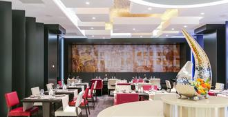 Le Royal Hotels & Resorts - Luxembourg - Luxemburgo - Restaurante
