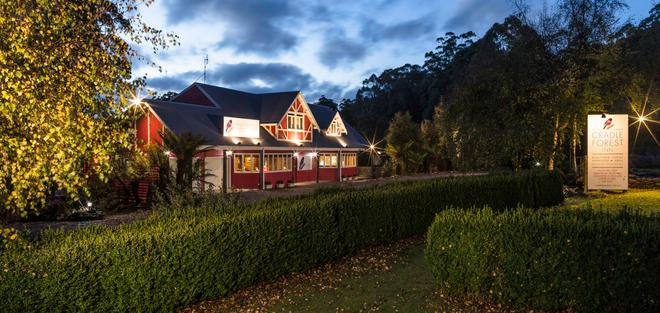 Cradle Forest Inn - Cradle Mountain - Building