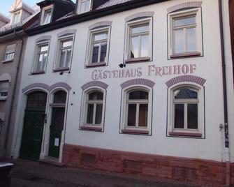Hotel Freihof - Wiesloch - Edificio
