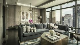 Four Seasons Hotel Kuala Lumpur - Kuala Lumpur - Living room