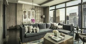 Four Seasons Hotel Kuala Lumpur - Kuala Lumpur - Sala de estar