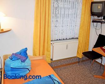 Ferienwohnung/ Ferienzimmer Asche - Aschersleben - Wohnzimmer