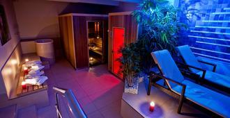 Hotel Kossak - Krakow - Patio