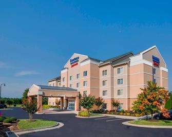Fairfield Inn and Suites South Hill I-85 - South Hill - Edificio