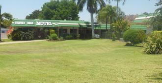 Country Road Motel - Charters Towers - Outdoor view